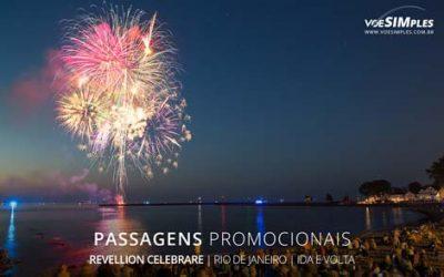 Passagem aérea para o Reveillon Celebrare