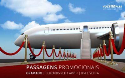 Passagem aérea para Porto Alegre para Colours Gramado