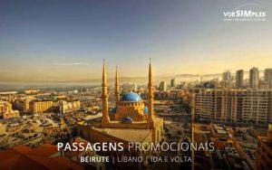Passagem aérea para o Líbano