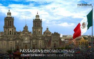 Passagem aérea para Cidade do México