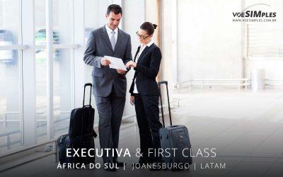 Executiva Latam para Joanesburgo