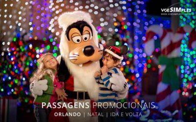 Passagens aéreas promocionais feriado de natal 2016