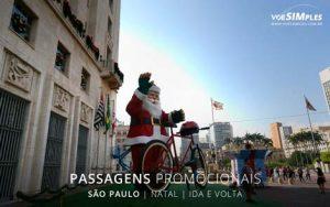 Passagens aéreas promo natal 2016