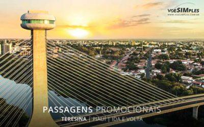 Passagem aérea para Teresina