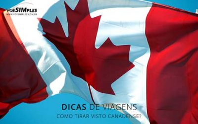 Como tirar visto canadense