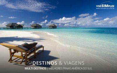Melhores praias da América do Sul