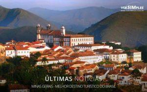 Melhor destino de turismo do Brasil