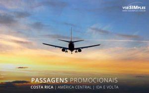Passagem aérea para Costa Rica