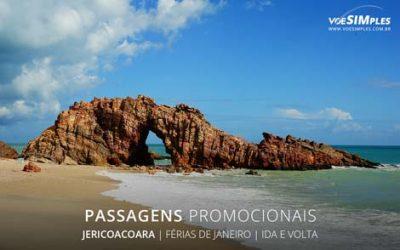 Passagens aéreas imperdíveis de férias de verão para Jericoacoara