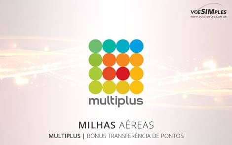 Promoção de bônus Multiplus