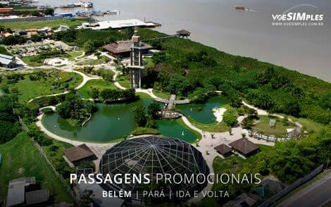 Passagem aérea para Belém