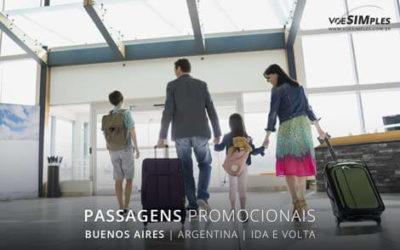 Passagem aérea para Buenos Aires