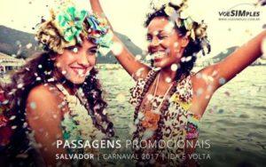 Passagens aéreas Carnaval 2017