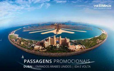 Passagem aérea para Dubai