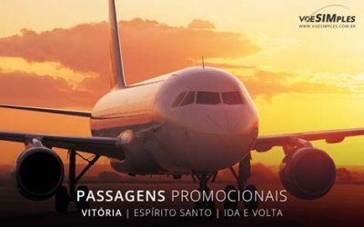 Passagem aérea para Vitória