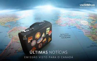 emissão de visto para brasileiros