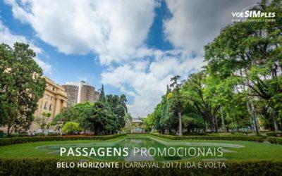 Passagens aéreas promocionais para viagem de Carnaval 2017