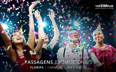 Passagem aérea para melhores destinos de carnaval 2017