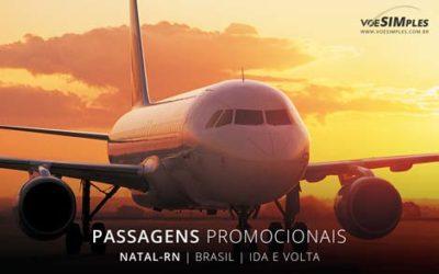 Passagem aérea para Natal para quem Viaja na Net