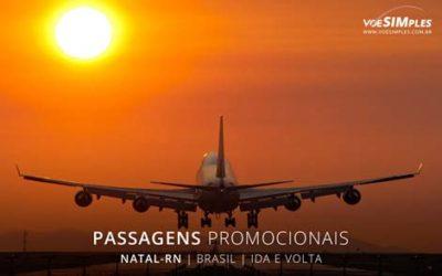 Passagens aéreas para Natal