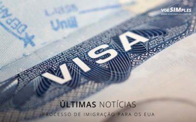 Processo de imigração para os Estados Unidos