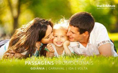 Passagem aérea para lugares tranquilos no Carnaval 2017