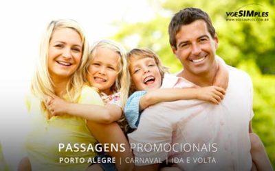 Passagem aérea para viajar com a família no Carnaval 2017