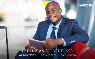Passagem aérea executiva Aeromexico