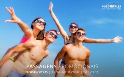 Passagem aérea para melhores destinos de sexta-feira da paixão