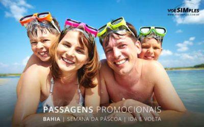 Passagens aéreas baratas para semana da páscoa