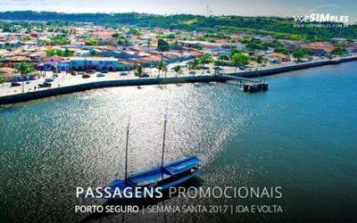Passagem aérea em promoção para semana da paixão