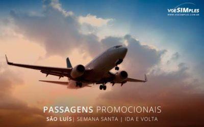 Passagem aérea imperdível semana santa 2017