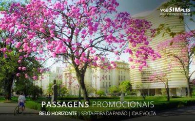 Passagens aéreas promocionais para viagem de sexta-feira da paixão