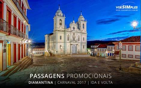 Feirão de passagens aéreas Carnaval 2017