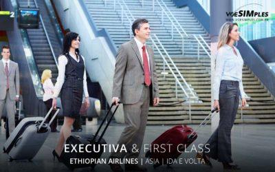 Passagem aérea executiva Ethiopian Airlines