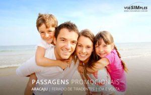 Passagem aérea para viajar com a família na feriado de Tiradentes