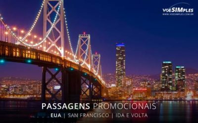 Passagem aérea San Francisco