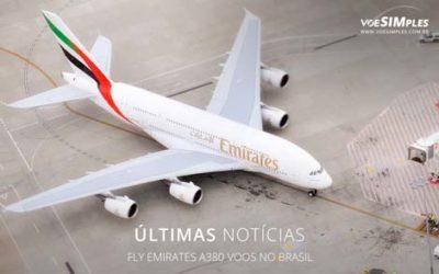 Fly Emirantes A380