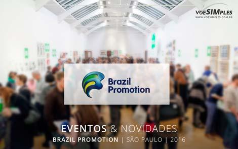 Feira Brazil Promotion 2016