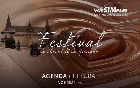 Festival do Chocolate de Gramado