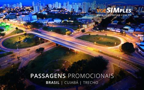 voos diretos entre Cuiabá e Rio de Janeiro