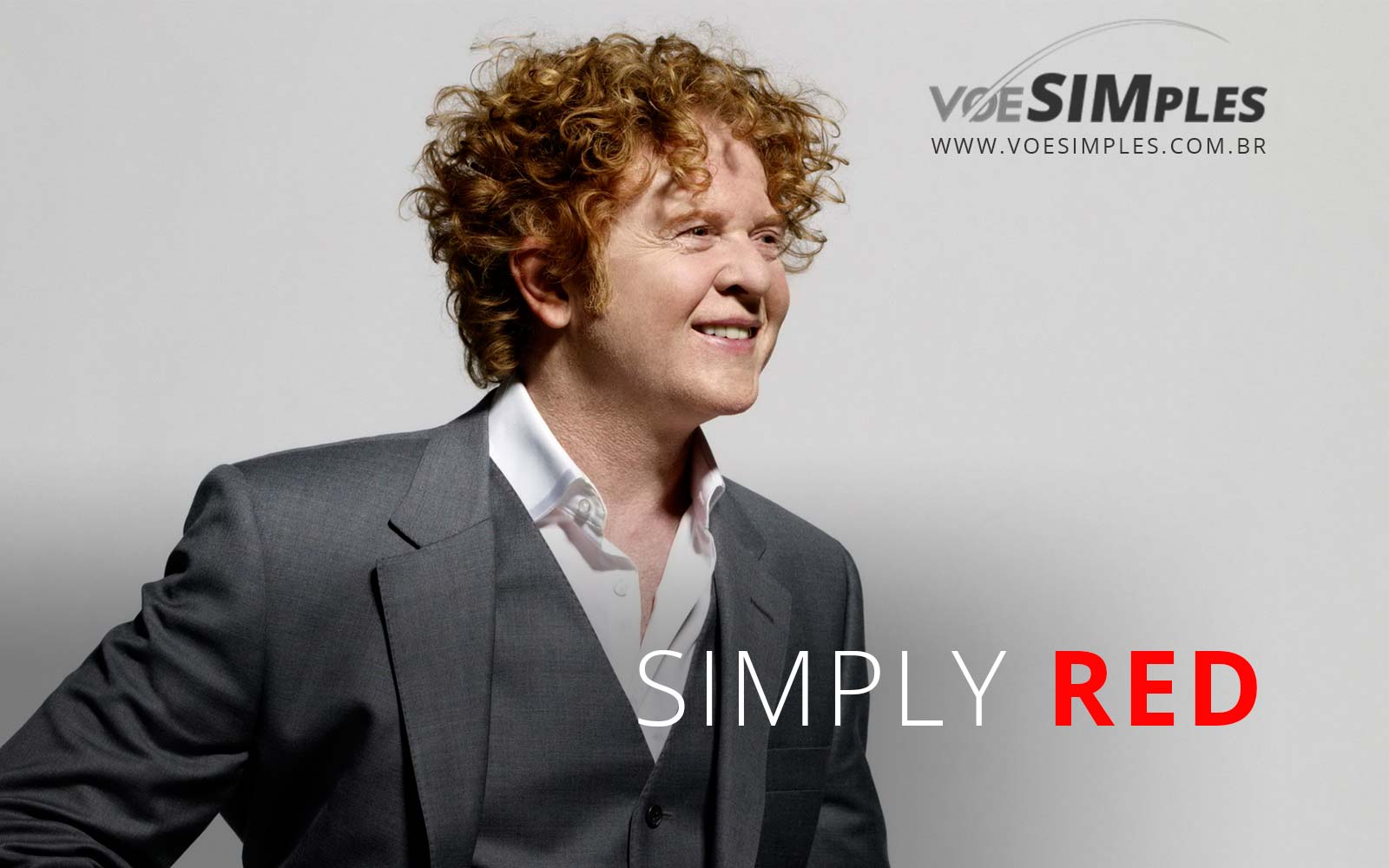 Show Simply Red Brasil 2016