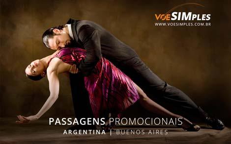 Passagens promocionais São Paulo à Buenos Aires