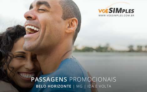 Passagens aéreas baratas para Belo Horizonte