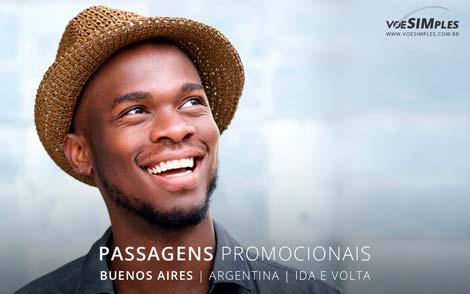 Voos promocionais para a Argentina