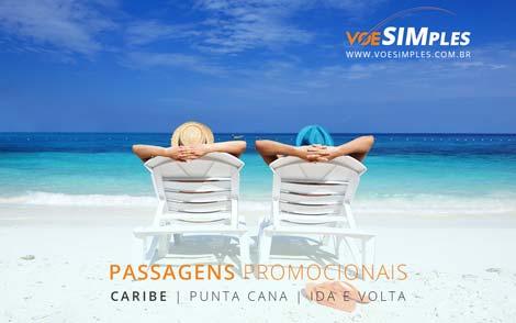 Voos baratos para Punta Cana