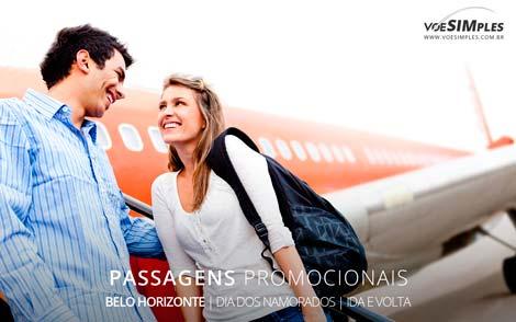 passagem aérea imperdível para Belo Horizonte