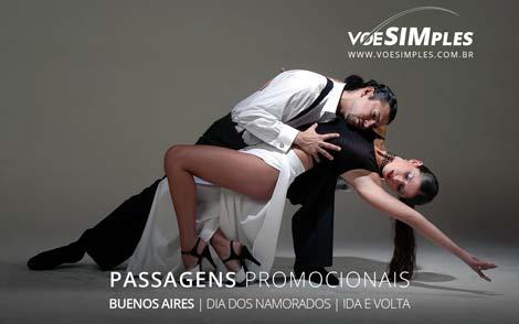 Passagem aérea imperdível para Buenos Aires