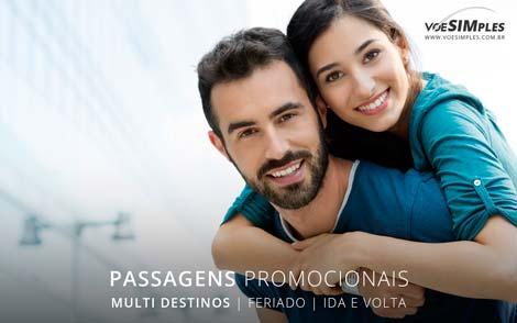 Passagem Aérea para o feriado de Sergipe