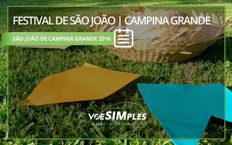 Festa de São João de Campina Grande 2016